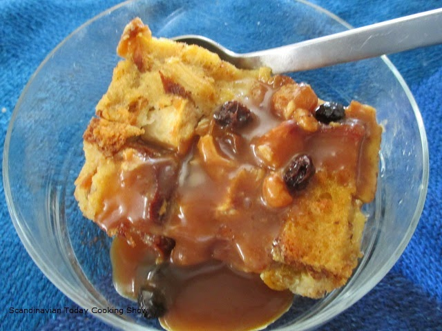 http://scandinavtoday.blogspot.com/2014/02/how-to-make-bread-pudding.html