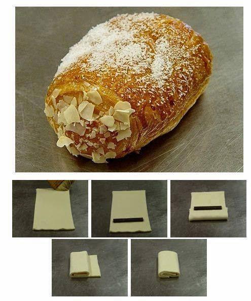 idee dolci in cucina con la pasta sfoglia (clicca e condividi)