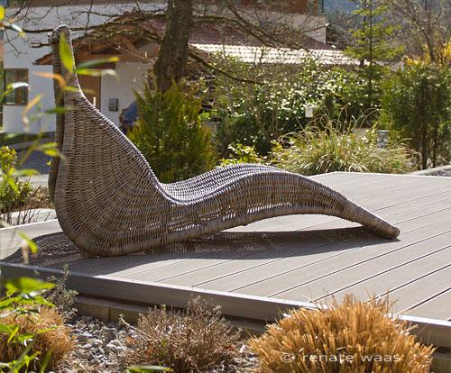 Gartenblog geniesser garten wpc terrassendielen im garten - Geniesser garten ...