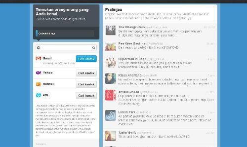 Cara Membuat Twitter Dengan Mudah