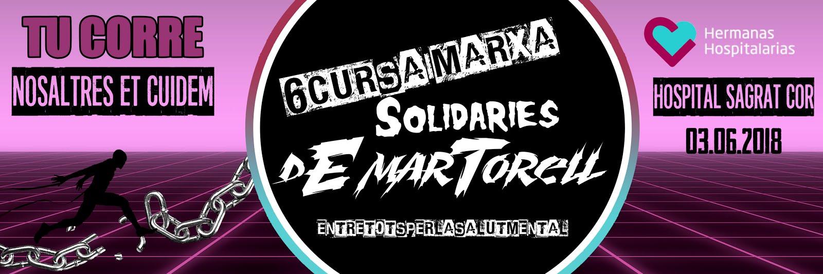6ª CURSA I MARXA SOLIDÀRIES DE MARTORELL  07-06-2015