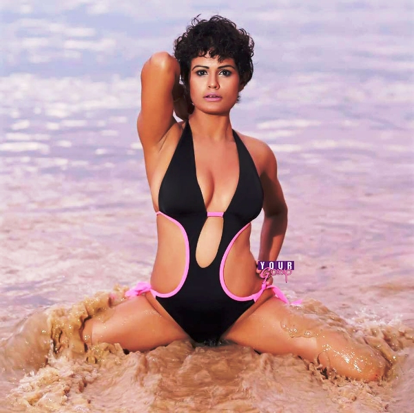 Sri Lankan Hot Model Shashi Hewage Bikini Pictures