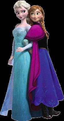 Frozen Imgenes De Ana Y Elsa Clip Art Ideas Material Gratis