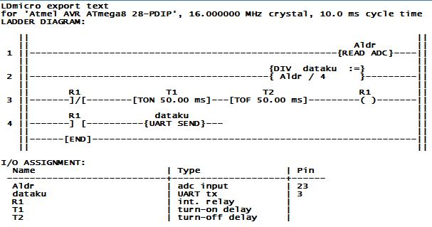 Ldmicro plcmikro contoh jawaban berikut kode program vbnya ccuart Images