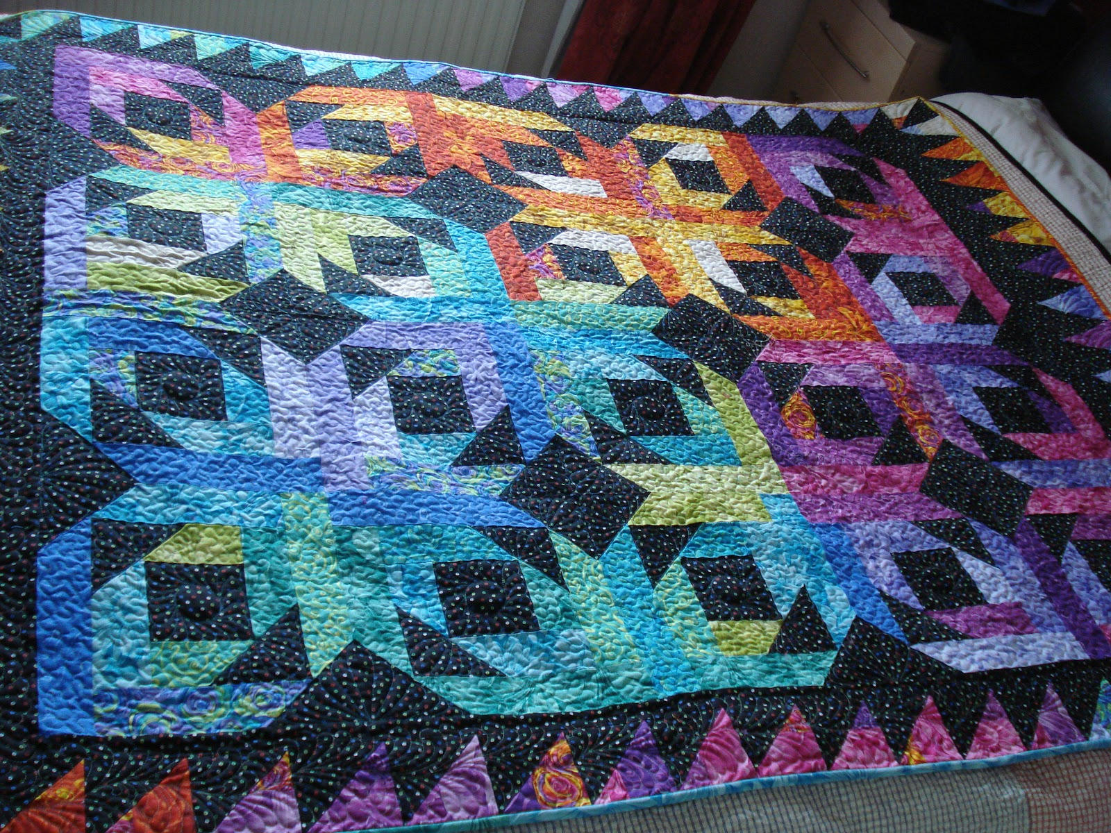 The Nifty Stitcher Quilts