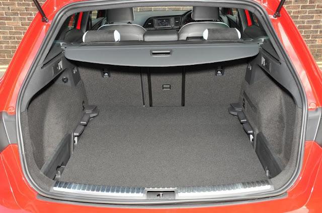 2015 Seat Leon ST Cupra 280