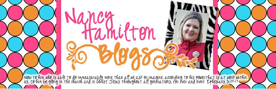 Nancy Hamilton Blogs