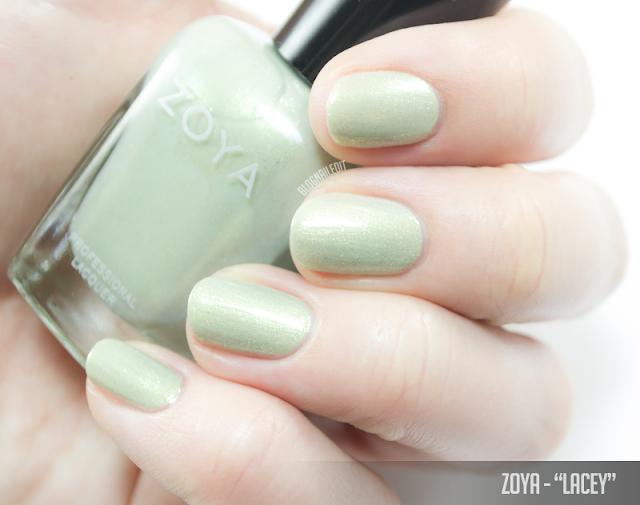 Zoya - Lacey
