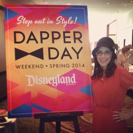 Dapper Day Expo at the Grand Californian