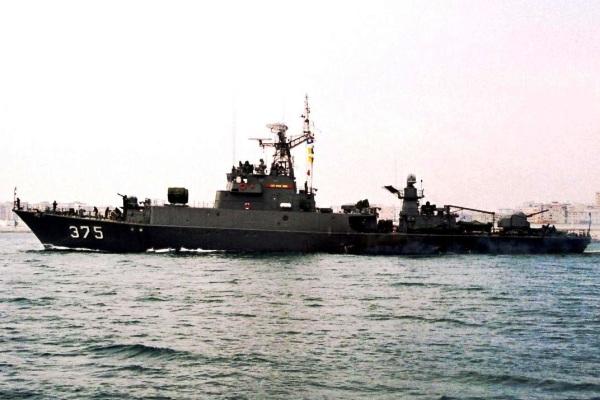 Kapal Perang Korvet Parchim Class TNI-AL. PROKIMAL ONLINE Kotabumi Lampung Utara