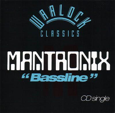 Mantronix – Bassline (CDS) (1986-1999 Reissue) (FLAC + 320 kbps)