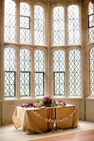 boda con un punto barroco