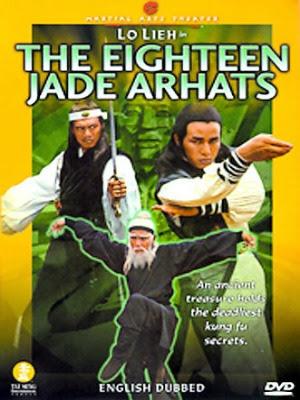 Thập Bát Ngọc La Hán USLT - The Eighteen Jade Arhats USLT (1979)