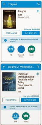 enigma di google play