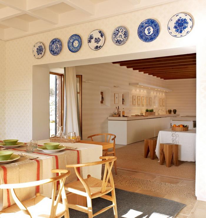 estilo rustico casa rustica mallorquina On cocinas rusticas mallorquinas