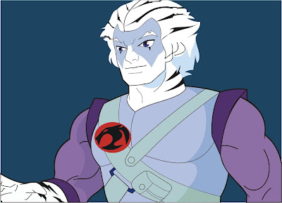 Thundercats Bengali on Bengal    Thundercats   Comic Dibujos Anime