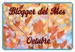 Blogger del mes!!!