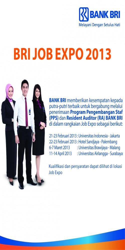Lowongan Kerja Bank BRI Maret 2013