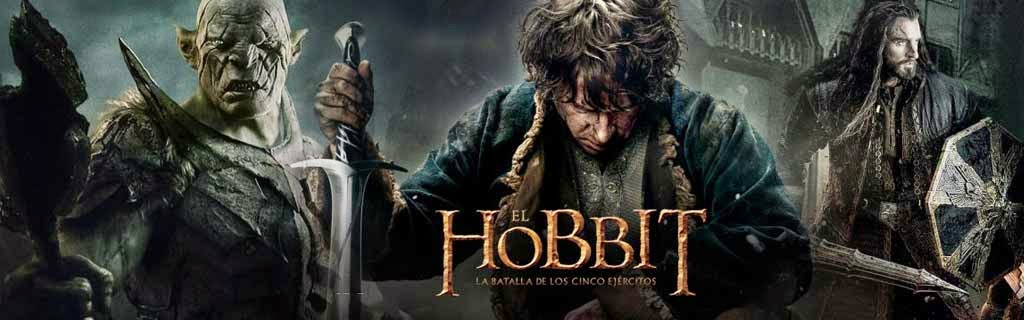 El Hobbit 3: La Batalla de los Cinco Ejercitos (2014)