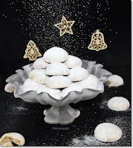Karácsonyi aprósütemények.