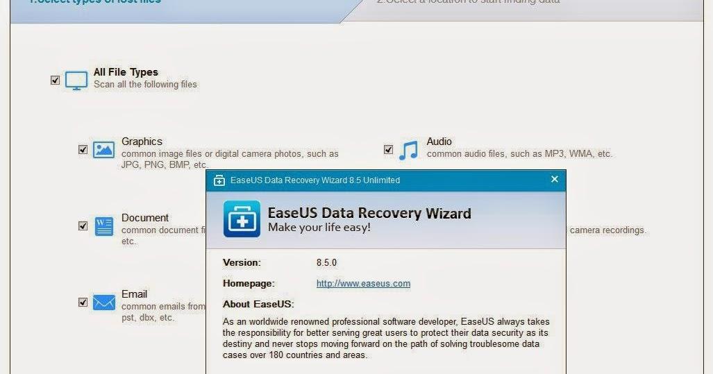 easeus data recovery keygen 11.0