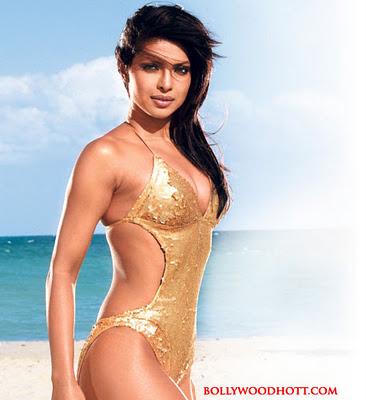 Foto Sexy artis India Priyanka Chopra
