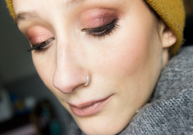 makeup look melt dark matter limecrime venus fotd eyes
