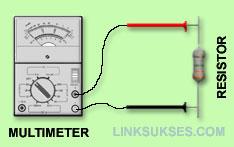 Pengukuran Resistor