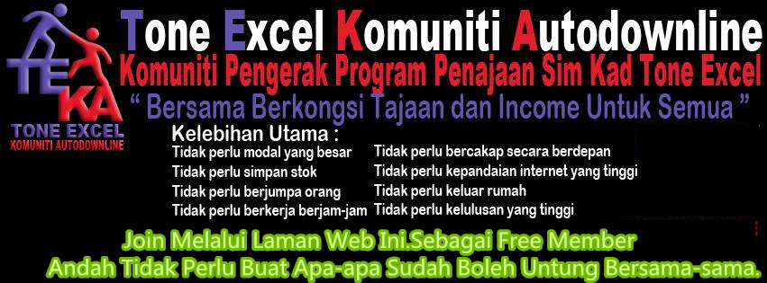 Image result for banner iklan auto tone excel