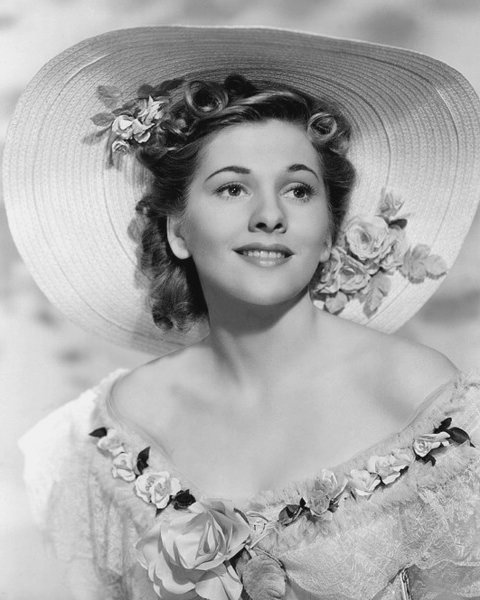 Classic Hollywood Beauties: Joan Fontaine