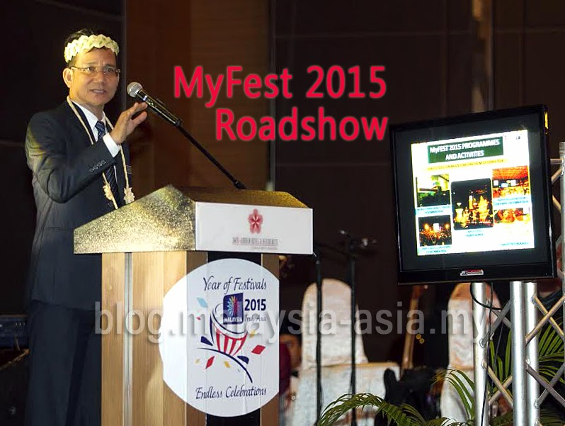 MyFest 2015 Nationwide Roadshow