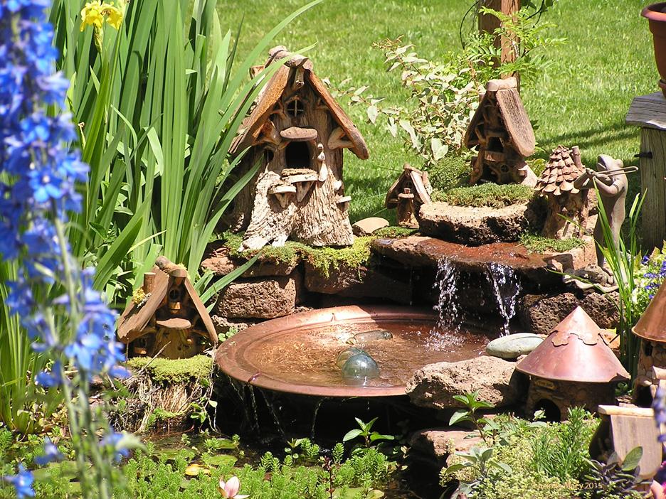 Willodel Garden Friends The Birds