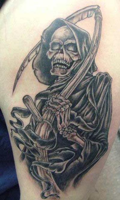 Online tattoo gallery devil tattoo designs for She devil tattoo