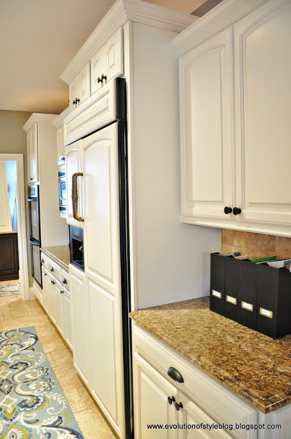 The Epic How to Paint Your Kitchen Cabinets Tutorial!