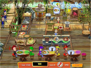 Cooking dash 3 thrills and spills download