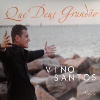 CD Lançamento Vino Santos