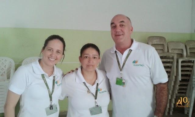 ELEKTRO PROMOVE O CHÁ DE BOAS ATITUDES EM PEDRO DE TOLEDO