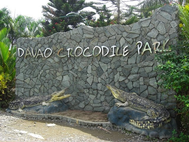 The Davao Crocodile Park is a major tourist destination located at the ... Zoology Pictures Animals