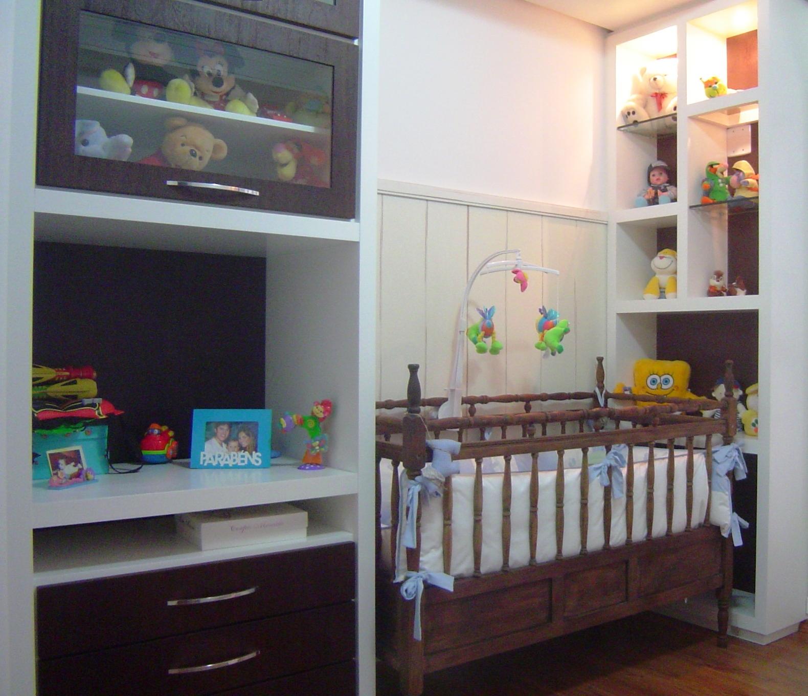 Andréa Pereira Interiores: Decoração de Quartos de Bebês #886544 1580x1360