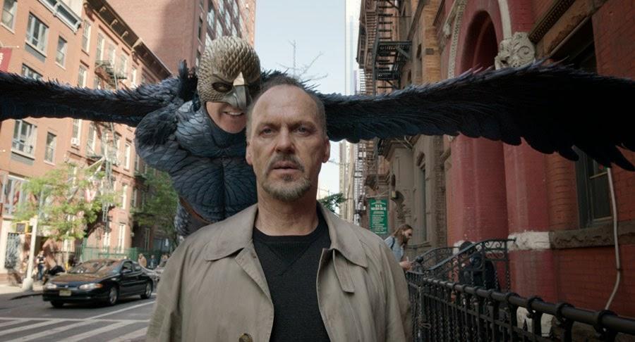 """""""Birdman"""" reż. Alejandro González Iñárritu"""