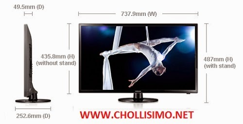 "Combo TV 32"" + Altavoz 249€"