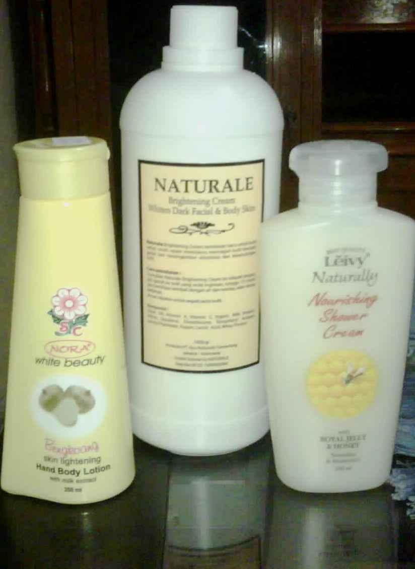 Fanita Beauty Shop Skin Care Paket Pemutih Badan