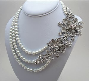 Beautiful Latest Bridal Wedding Jewellery Sets 2014-15
