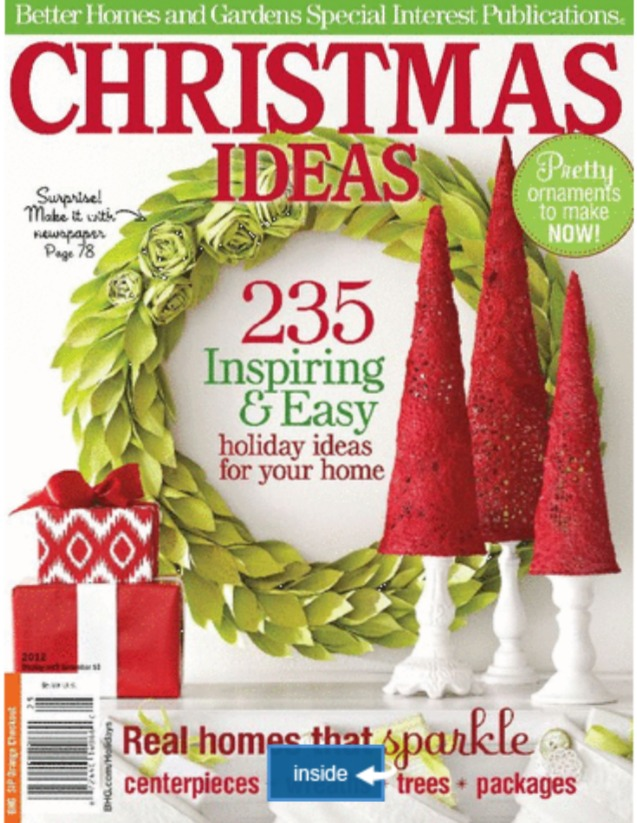 My Sweet Savannah: ~Christmas Ideas Magazine