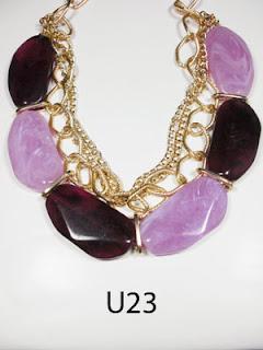 kalung aksesoris wanita u23
