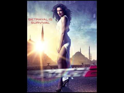 Deepika Padukone As Elena In Race 2 - First Look Digital Poster