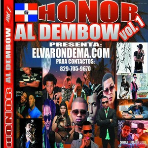 HONOR AL DEMBOW VOL1