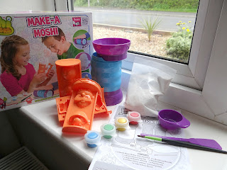 Moshi Monsters Merchandise, Moshi Monsters Make a Moshi Craft Set, Make a Moshi