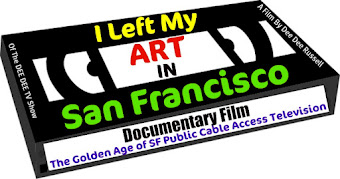 Film #2 I LEFT MY ART IN SAN FRANCISCO