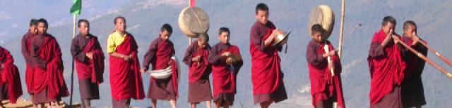 Thongphu Lopen Rinpoche